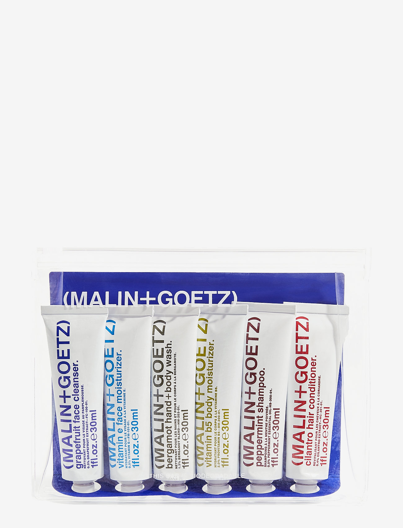 Malin+Goetz - Essential Kit - ihonhoitosetit - no colour - 0