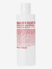 Malin+Goetz - Cilantro Hair Conditioner - balsam - no colour - 0