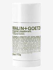 Malin+Goetz - Bergamot Deodorant - deostift - no colour - 0