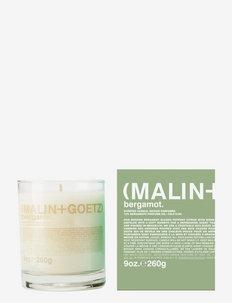 Bergamot Candle - doftljus - no colour
