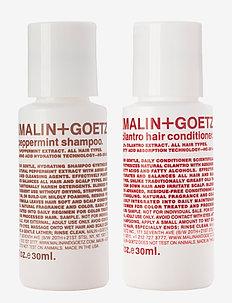 Hair Essentials Duo - NO COLOR