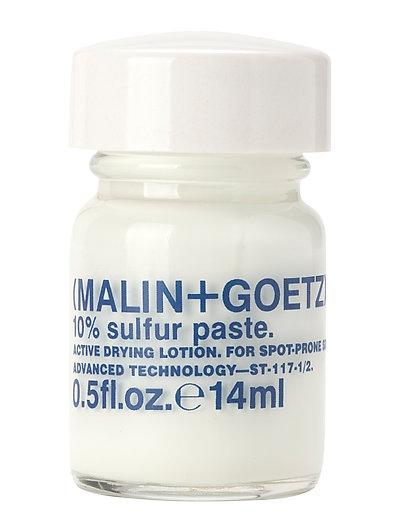10% Sulfur Past - NO COLOR