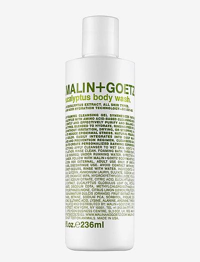 Eucalyptus Body Wash - bad - no colour