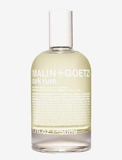 Dark Rum Eau de Parfum - eau de parfum - no colour
