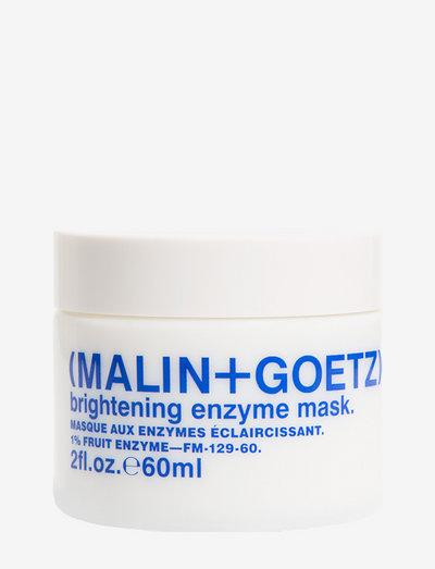 Brightning Enzyme Mask - ansiktsmasker - no colour