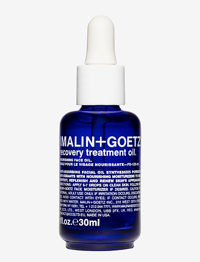 Recovery Treatment Oil - ansiktsoljer - no colour