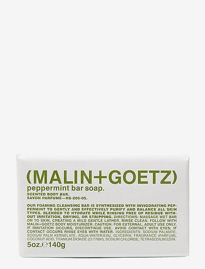 Peppermint Bar Soap - bad & dusj - no color