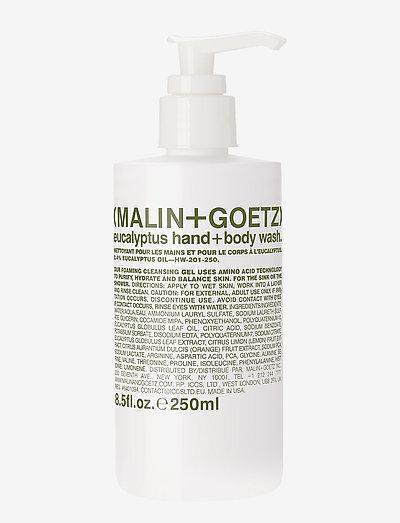 Eucalyptus Hand + Body Wash - bad & dusj - no colour