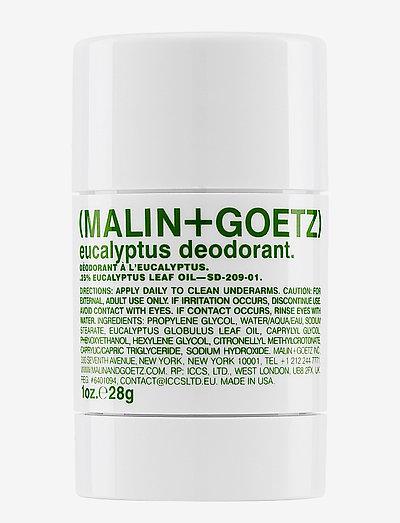 Eucalyptus Deodorant Mini - deostift - no colur