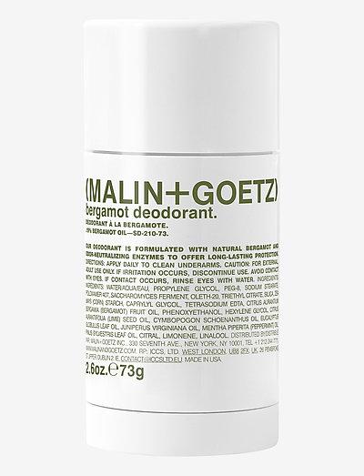 Bergamot Deodorant - deostift - no colour