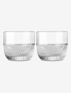 Bar Glass - verres à eau - clear