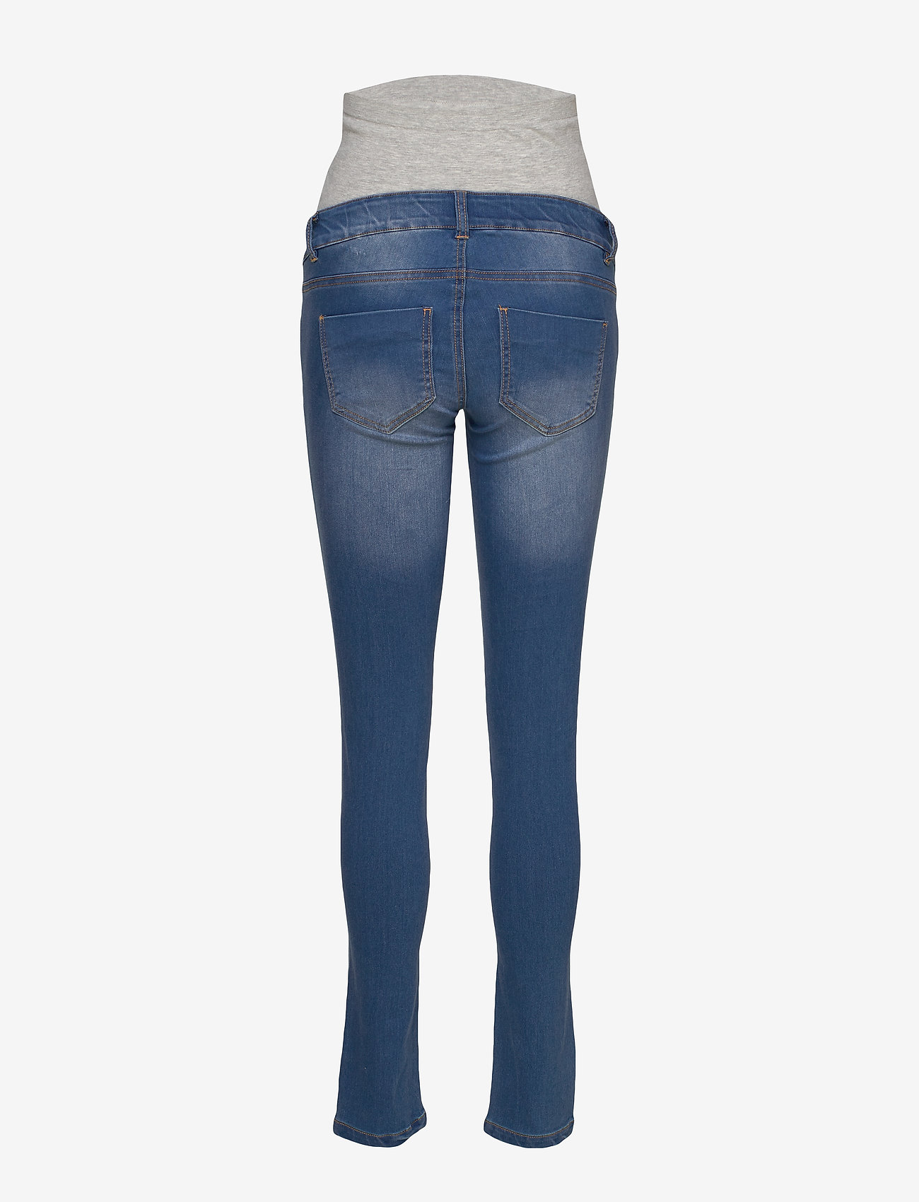 Mamalicious - MLFIFTY 002 SLIM JEANS NOOS A. - slim jeans - medium blue denim - 1