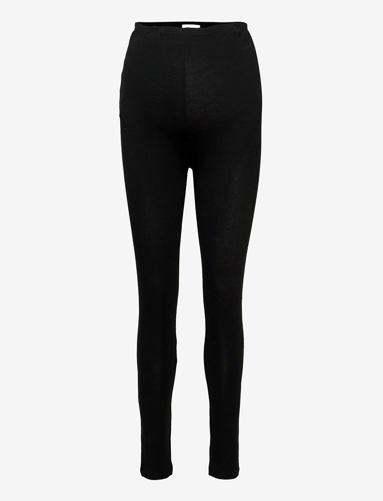 Mamalicious - MLLEA ORG LONG LEGGING 2PACK A. O. NOOS - leggings - black - 3