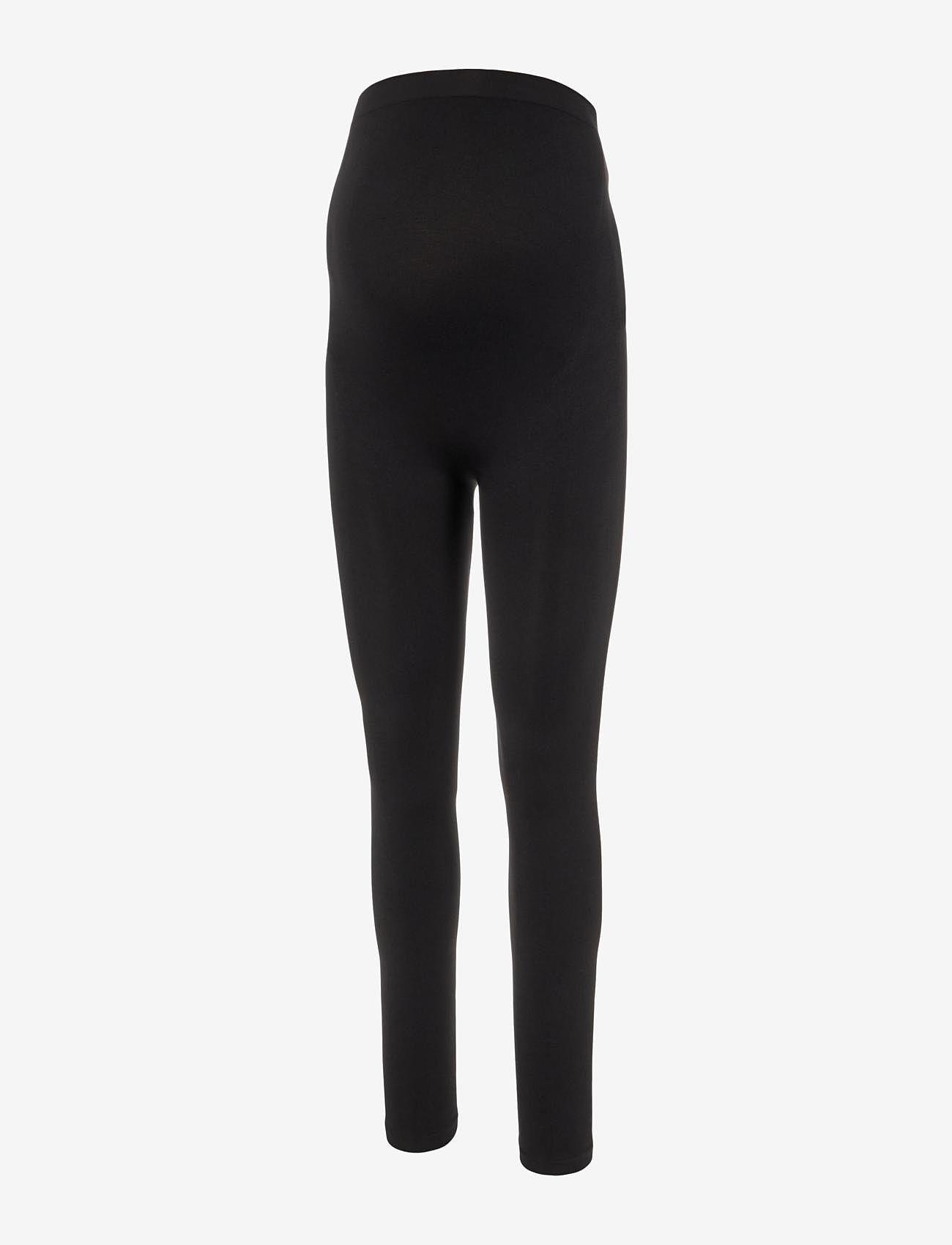 Mamalicious - MLTIA JEANNE LEGGING NOOS O. A. - leggings - black - 0