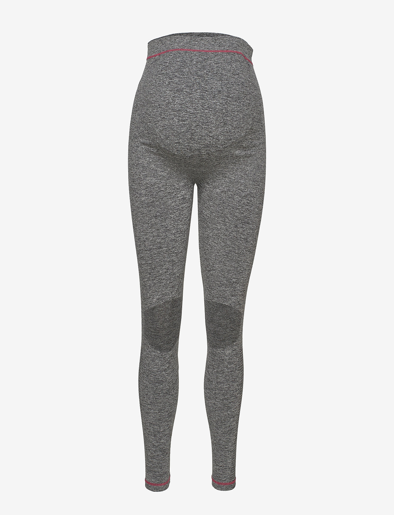 Mamalicious - MLFIT ACTIVE TIGHTS NOOS O. A. - juoksu- & treenitrikoot - medium grey melange - 0