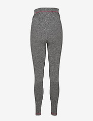 Mamalicious - MLFIT ACTIVE TIGHTS NOOS O. A. - juoksu- & treenitrikoot - medium grey melange - 1