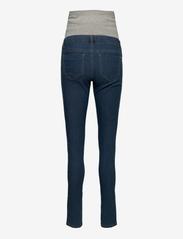Mamalicious - MLJULIA MEDIUM BLUE SLIM JEANS - slim jeans - medium blue denim - 1