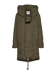 NEW TIKKA 2IN1 PADDED JACKET A. NOOS - OLIVE NIGHT