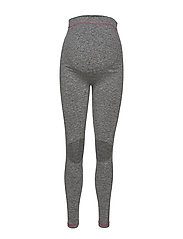 MLFIT ACTIVE TIGHTS NOOS O. A. - MEDIUM GREY MELANGE