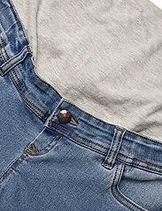 Mamalicious - MLONO SLIM JEANS - slim jeans - light blue denim - 3