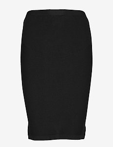 MLCATJA SEAMLESS TUBE SKIRT NOOS O. A. - midi - black