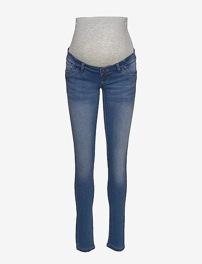 MLFIFTY 002 SLIM JEANS NOOS A. - slim jeans - medium blue denim