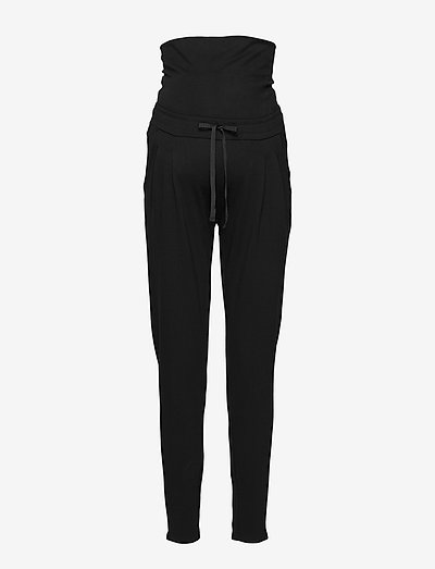 MLLIF JERSEY PANTS NOOS A. - kleding - black