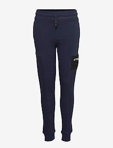 Message jogger trousers - NAVY