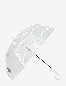 Transparent umbrella - WHITE