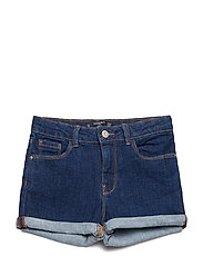 Medium Denim Shorts