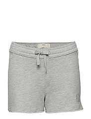 Cotton Jogger Short Shorts Grå MANGO KIDS
