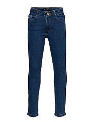 Skinny Jeans Jeans Blå MANGO KIDS
