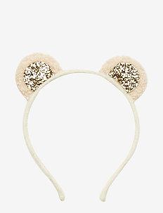 Kitten ear hairband - LIGHT BEIGE