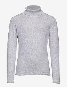 Turtleneck sweater - LT PASTEL GREY