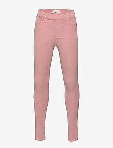 Slim-fit corduroy trousers - PINK