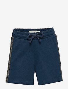 Sequin shorts - NAVY