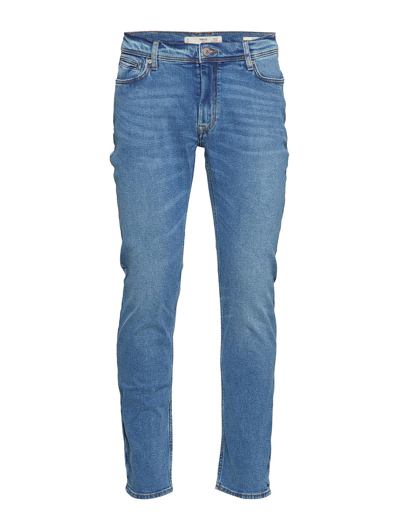 Mango Man Slim fit light wash Jan jeans Jeans