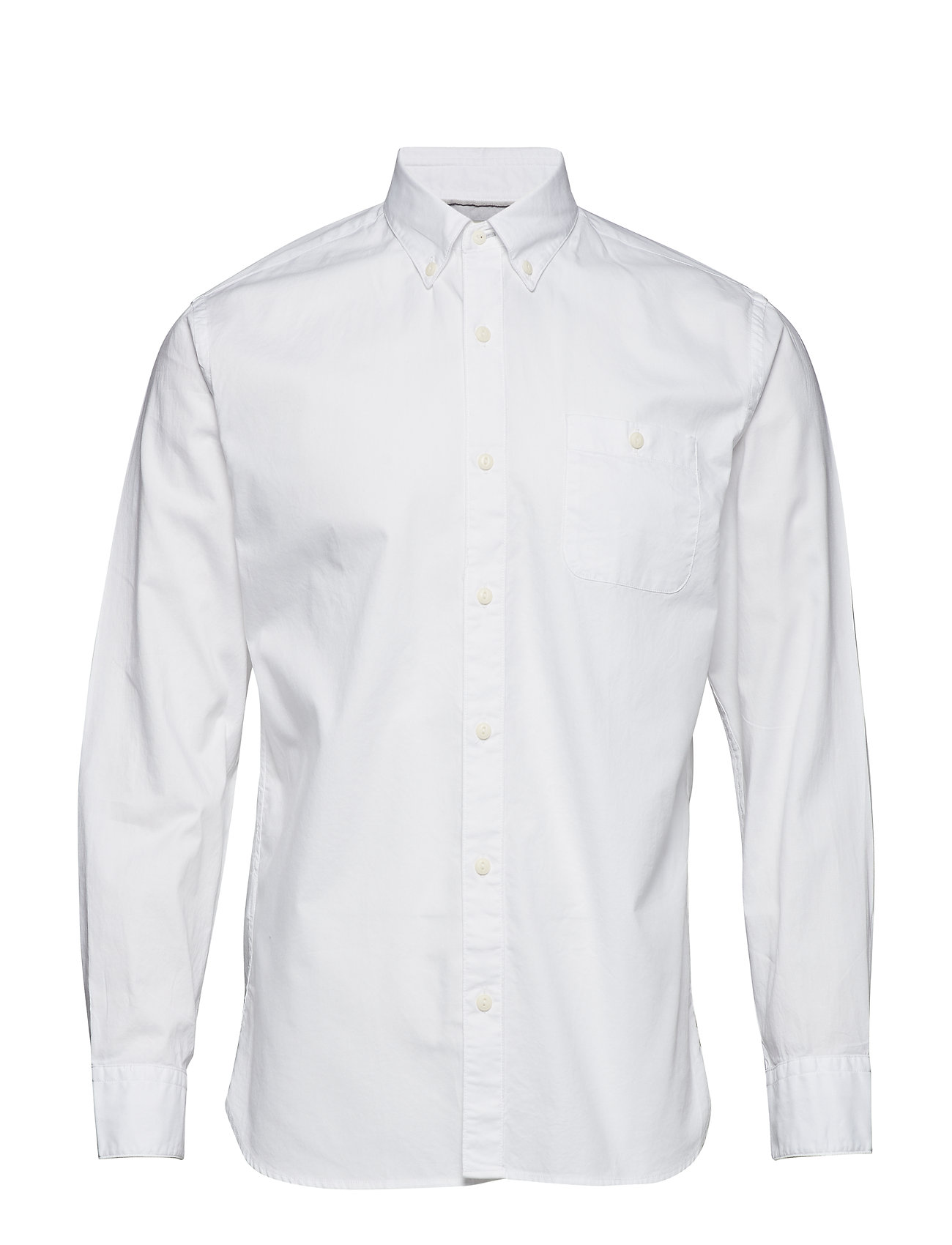 Mango Man Regular-fit cotton shirt