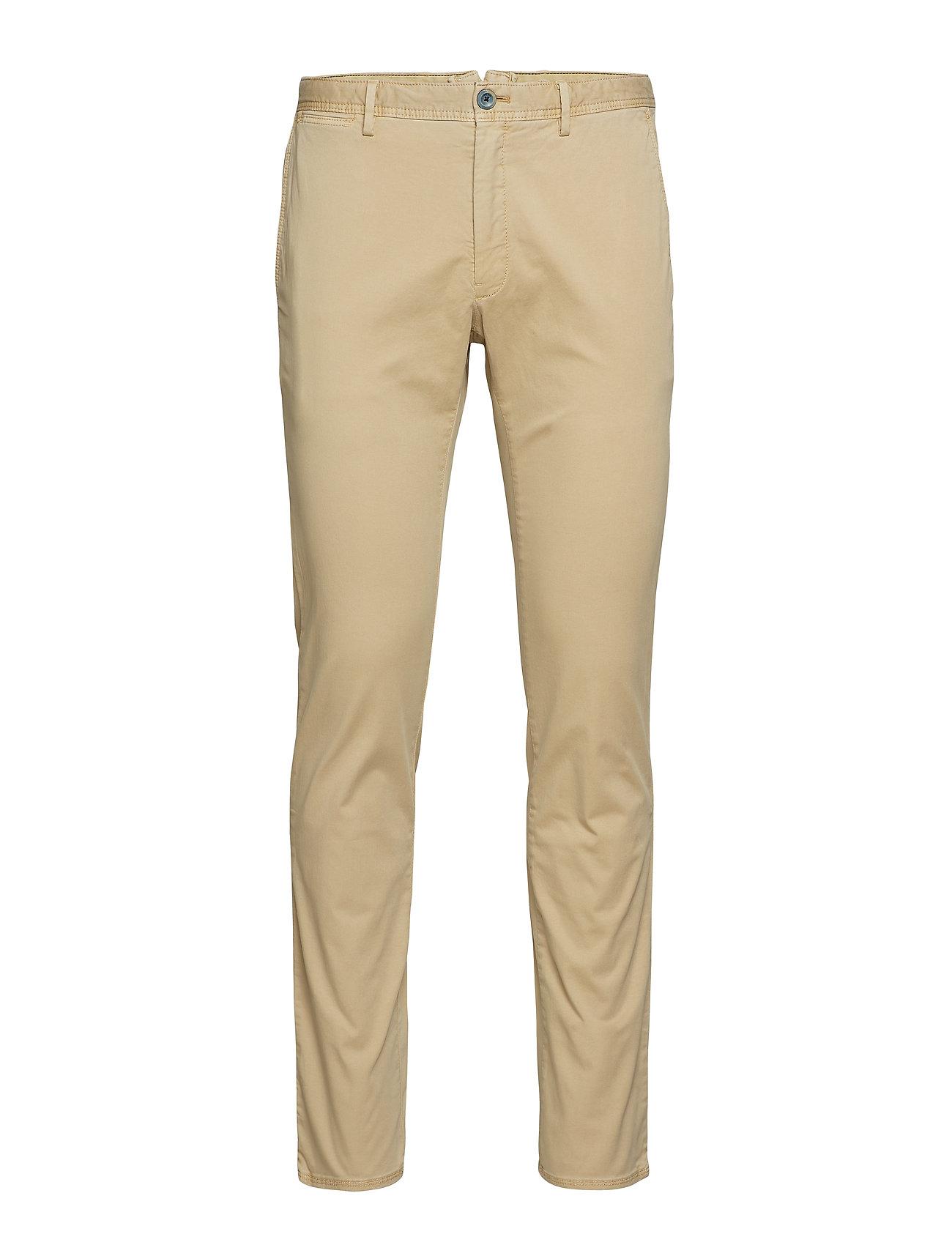 Mango Man Slim fit chino trousers - LIGHT BEIGE