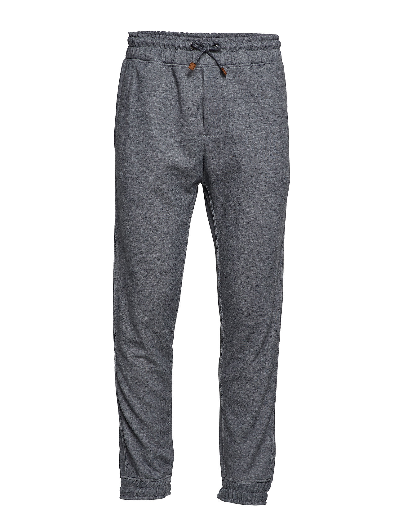 Mango Man Cord cotton jogger - MEDIUM GREY