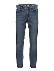 Straight-fit light wash Bob jeans - OPEN BLUE