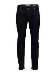 Slim-fit dark wash Tim jeans - OPEN BLUE