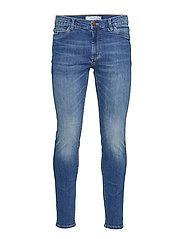 Skinny dark vintage wash Jude jeans - OPEN BLUE