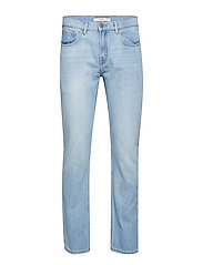 Regular-fit light wash Bob jeans - OPEN BLUE