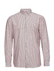 Regular-Fit Striped Cotton Shirt