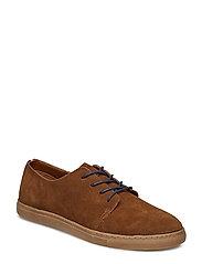 Suede Sport Shoes