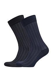2 Pack Herringbone Socks