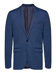Super Slim-Fit Suit Blazer Blazer Kavaj Blå MANGO MAN