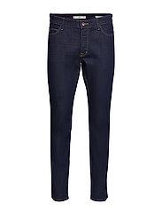 Slim fit soft wash Tim jeans - OPEN BLUE