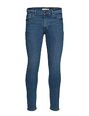 Skinny Overcast Wash Jude Jeans Skinny Jeans Blå MANGO MAN